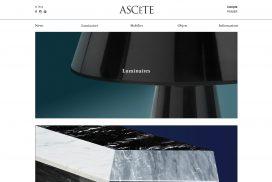 Ascète / Boutique en ligne